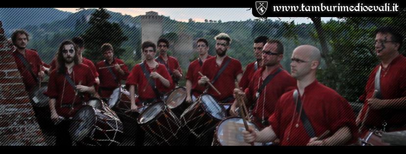 tamburi medioevali di brisighella